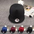 2016 Korean new light board Summer Mesh Baseball Cap For Men Women Teens Casual Bone Hip Hop Snapback Caps Sun Hats