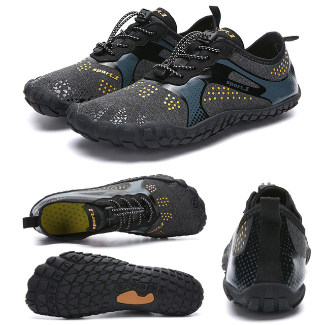 Summer Beach Aqua Shoes Men Swimming Water Shoes Sport Nonslip Light Sneakers Elastic Breathable Footwear Women Slip-on Sneakers