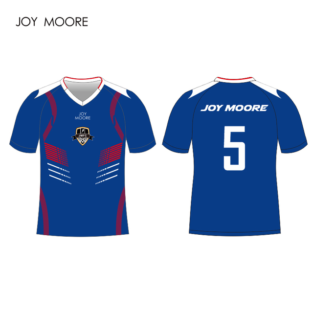 Sublimation custom football set wholesale price 100% polyester soccer set top quality any color can be customized