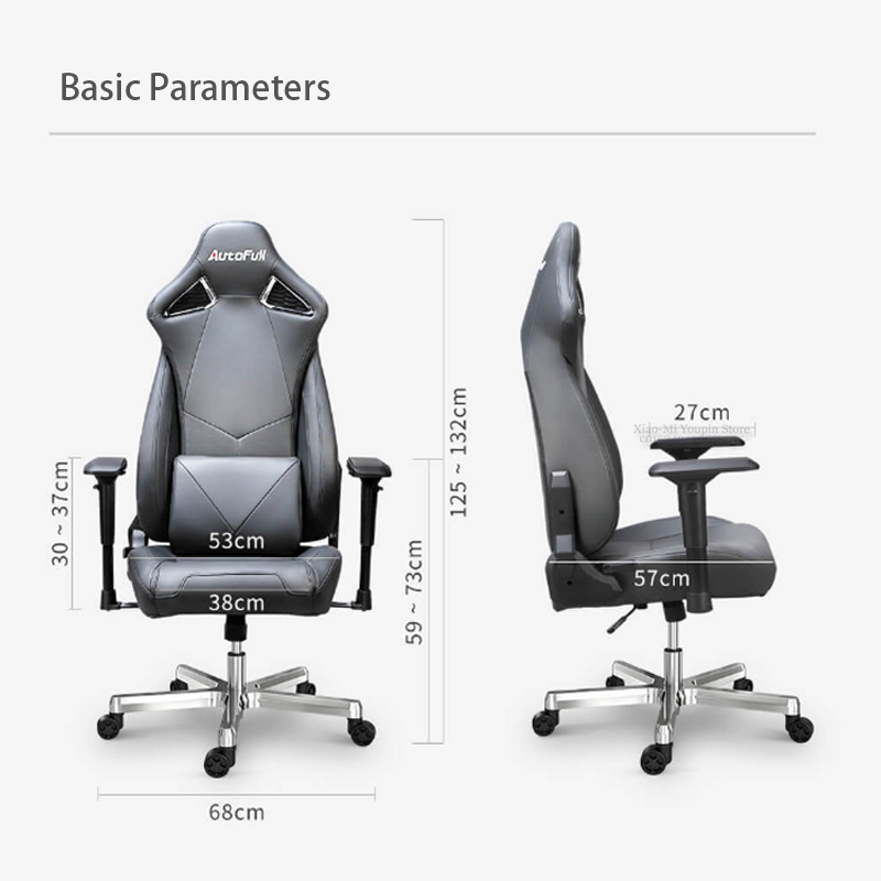 Magnificent Xiaomi Mijia Youpin E Sports Computer Chair Office Chair Home Leisure Comfortable High Quality Office Boss Chair Ergonomic Chair Caraccident5 Cool Chair Designs And Ideas Caraccident5Info