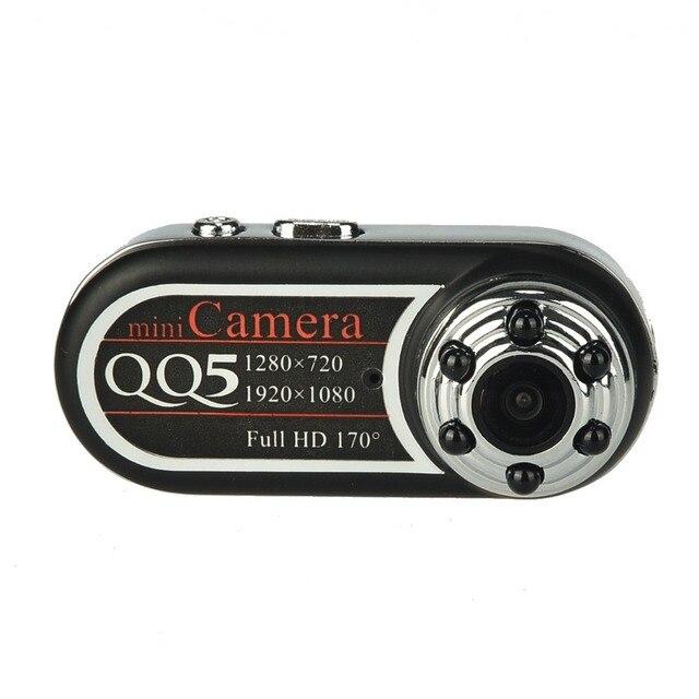 Full HD 1080 P 720 P Мини Камеры 170 градусов Широкоугольный объектив инфракрасного Ночного Видения DV Видеокамер Cam Веб-камера поддержка TF карт