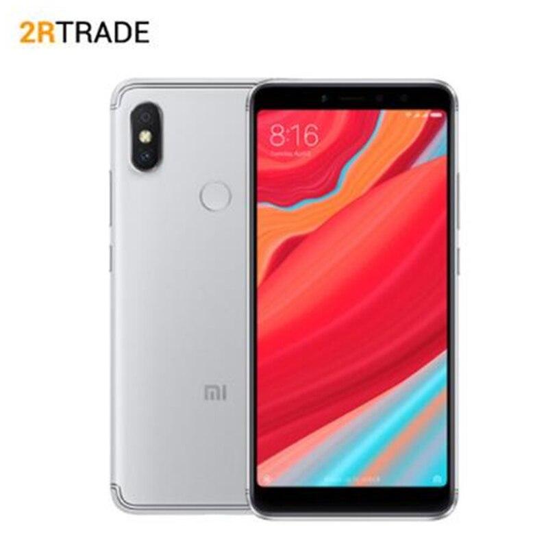 Mondial rom D'origine Xiaomi Redmi S2 Mobile Téléphone 3 GB RAM 32 GB ROM Snapdragon 625 Octa base 5.99