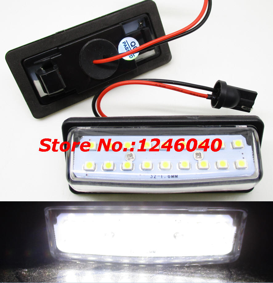 License plate light number plate lamp for Nissan TEANA J31 ...