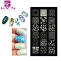 KADS Lace Beauty Design Freeshipping New Konad Nail Art Image Plate Nail Template Nail Beauty Stamper Nail Decoration