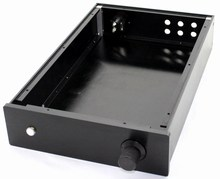 2016 New amplifier chassis /home audio amplifier case (size 363X236X70mm)