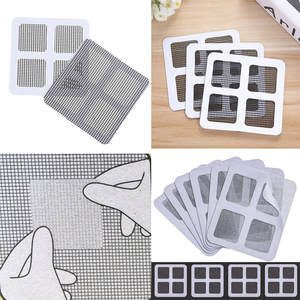 Repair-Screen Stickers Mesh Wall-Patch Insect Anti-Mosquito Home-Adhesive Bug Window