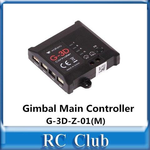 Peças Walkera Cardan Câmera Brushless Controlador Principal G-3d-z-01 m Frete Grátis G-3d