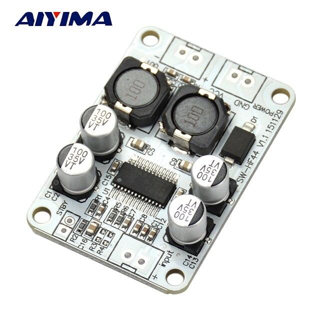 Aiyima tpa3110 amplificador de áudio digital placa 30 w pbtl mono amplificador para 4 8ohm alto falante DC8 26V teatro em casa