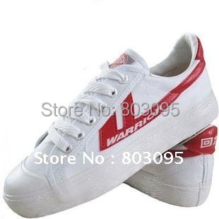 Chinese Famous Brand WARRIOR Sports Shoes Unisex Skateboarding Shoes