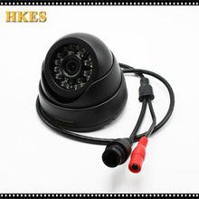 HKES 4pcs/lot High Resolution 24IR Dome Network 1080P IP Camera Surveillance Security CCTV camera IP