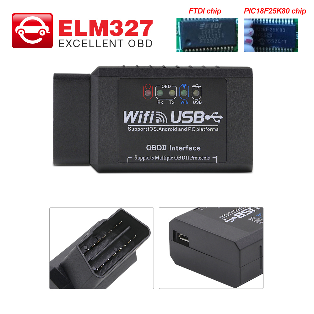 small resolution of elm327 wifi usb bluetooth ftdi chip with switch code reader elm 327 for ford hs can and ms can car obd2 diagnostic tool