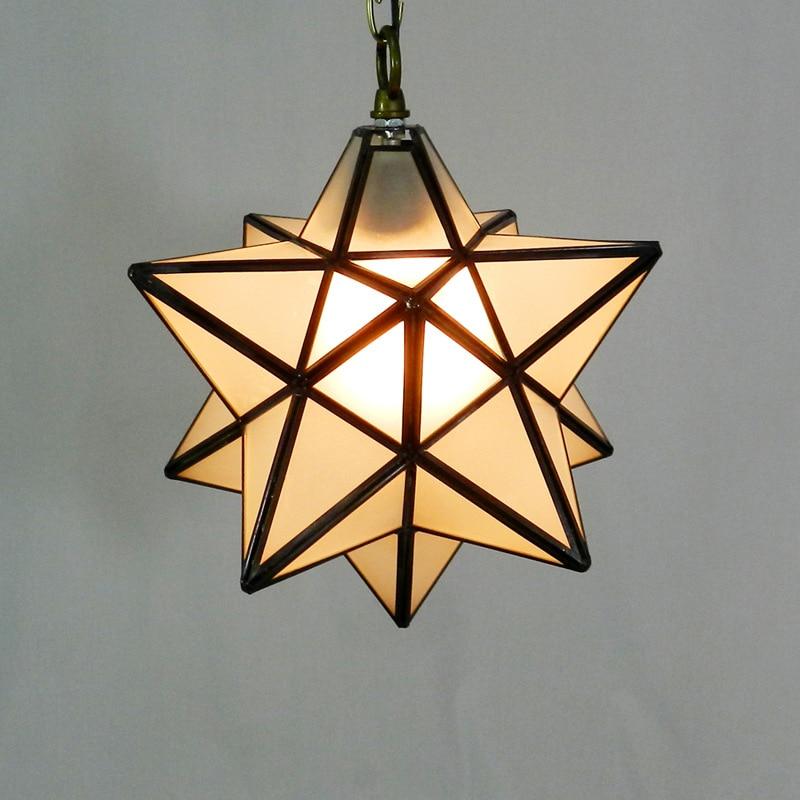 ster hanglamp-koop goedkope ster hanglamp loten van chinese ster, Deco ideeën