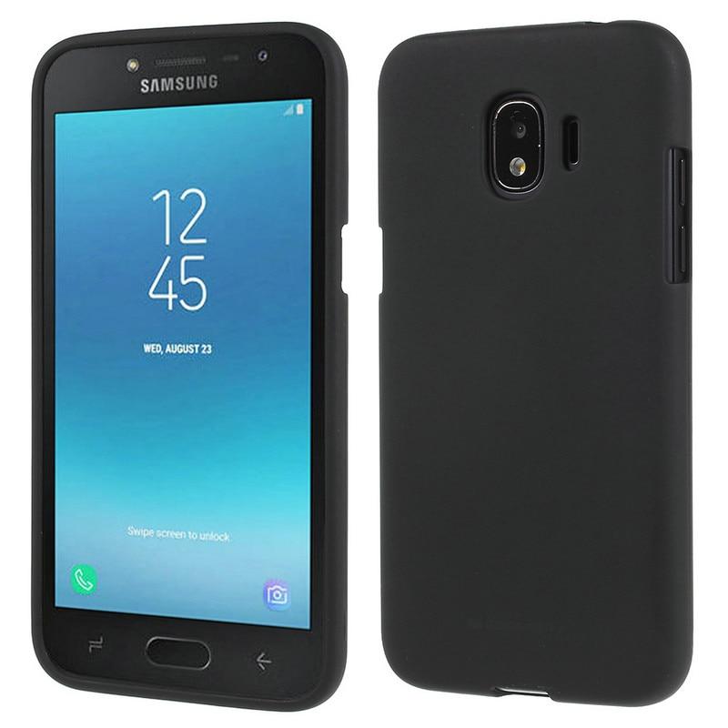 Для samsung Galaxy J2 Pro 2018 чехол MERCURY GOOSPERY матовой кожи ТПУ чехол для samsung Galaxy J2 Pro 2018 J250 5,0 дюймов
