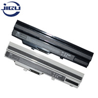 JIGU Laptop Battery BTY S11 BTY S12 For Msi X100 X100 G X100 L Akoya Mini E1210 Wind U100 U90 Wind12 U200 U210 U230 Black 9Cells