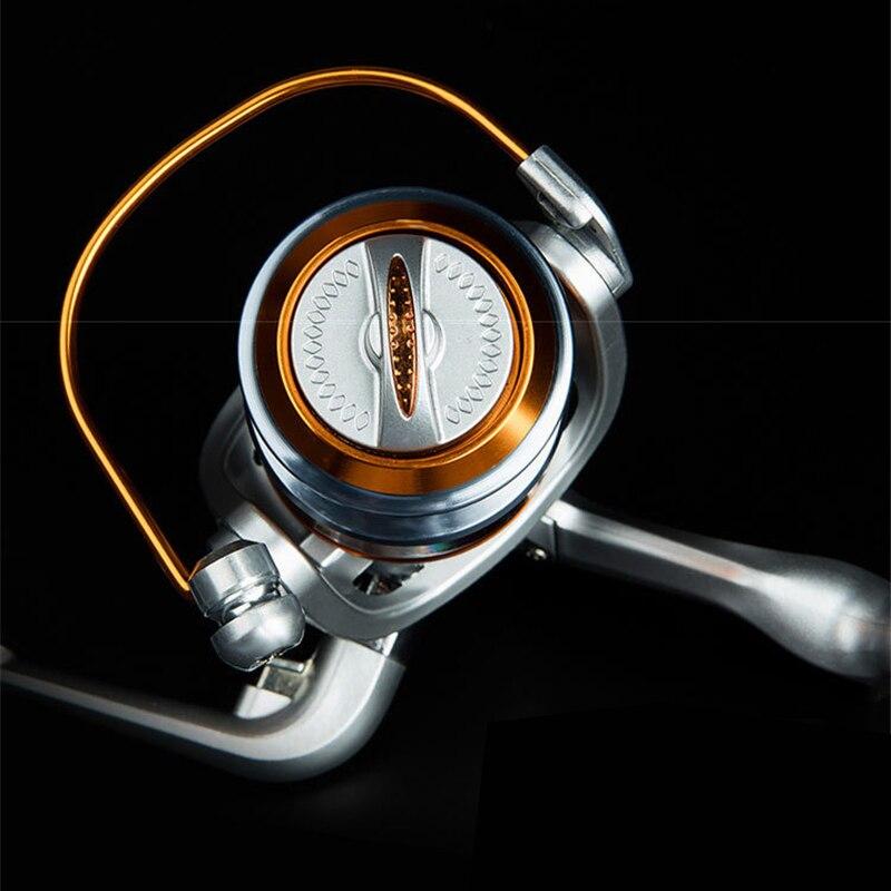 Neue 6BB Spinning Angelrolle 2000-6000 5.5: 1 - Angeln - Foto 4