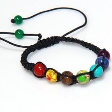 Swarovski bracelets chapter two rose stone energy yoga beads natural volcanic stone puserasB021
