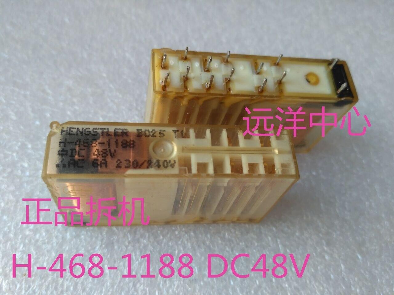 цена на H-468-1188 DC48V   6A 14