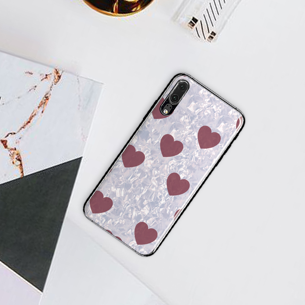 Cellphones & Telecommunications Phone Bags & Cases Eleteil Silicone Case For Huawei P10 P10 Lite P20 P20lite P20 Plus Pro Love Heart Printed Shockproof Tpu Back Cover E40 Various Styles