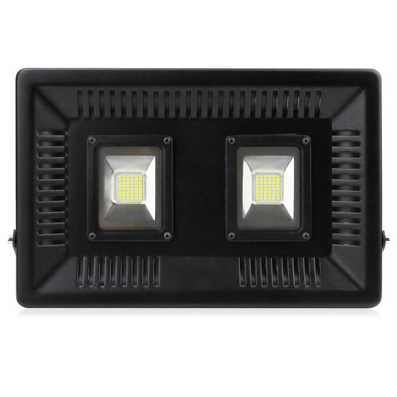 100% Full Power 100W LED Flood Light Outdoor Lighting