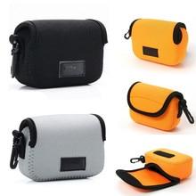 Camera soft Case Cover Bag for Sony X3000 AS15 AS20 AS30 AS50 AS100 AS200 AS300 X1000 X1000V X3000R AZ1 mini POV Action Cam