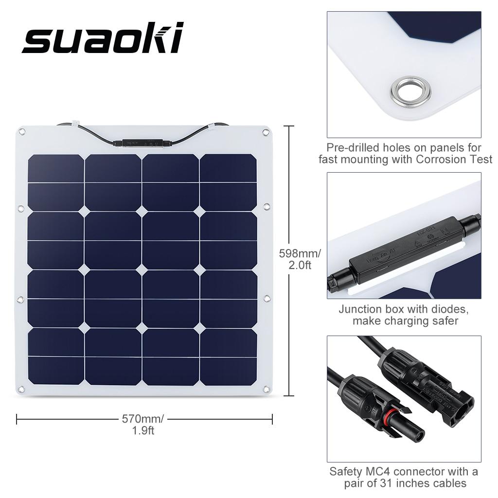 Panneau solaire brancher RV
