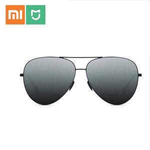 Image 1 - Xiaomi Mijia TS marka Turok Steinhardt Nylon spolaryzowane ze słońcem soczewki lustrzane szkło UV400 do podróży na zewnątrz mężczyzna kobieta