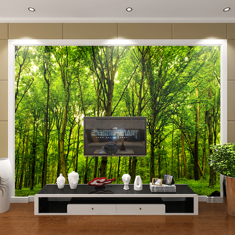 custom 3d wallpapers mural non-woven fabric 3d room wallpaper forest road 3 d space background wall photo 3d wall Home Decor 3d wallpaper custom mural non woven cartoon animals at 3 d mural children room wall stickers photo 3d wall mural wall paper