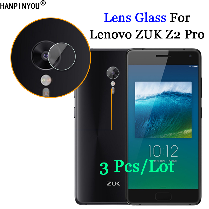 "US $1.89 |3 Pcs/Lot For Lenovo ZUK Z2 Pro 5.2""  Ultra Clear Soft Transparent Tempered Glass Back Camera Lens Screen Protector Film-in Phone Screen Protectors from Cellphones & Telecommunications on Aliexpress.com 