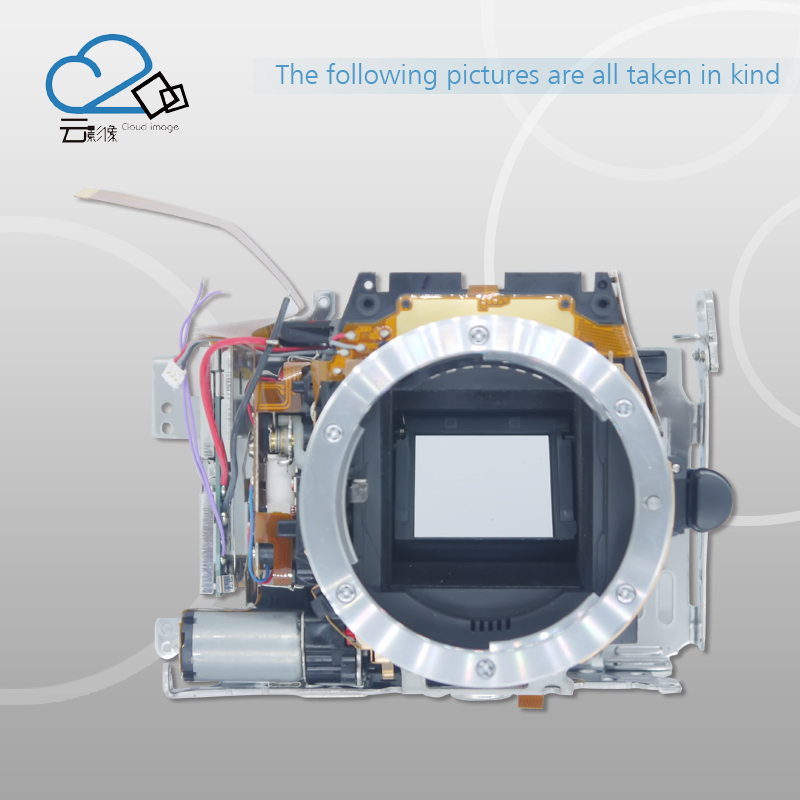 D3200 mirror box with aperture unit,CCD ,reflective glass,shutter group,CMOS for Nikon