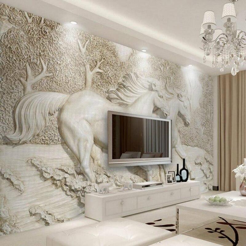 Aliexpress Buy 3d Wall Paper Home Improvement Decorative