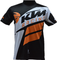 Mens KTM nova corrida adapte SUV Motos Bike Wear T-shirt motocross t shirt homens malha pano