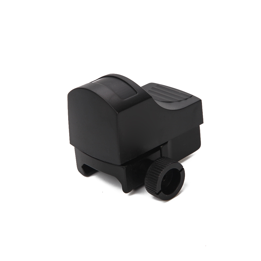 Image 5 - Tactical Red Dot sight Optical Sight With 20mm Dovetail Rail Mount For Airsoft  Holographic Sight Hunting Scope Docter Red Dot-in Riflescopes from Sports & Entertainment