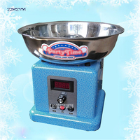 Electric Cotton Candy Maker Mini Portable DIY Sweet Machine For Cotton Candy Household Food Processors Children
