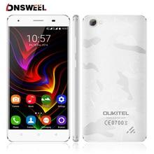Oukitel C5 Pro сотовом телефоне Android 6.0 MT6737 Quad Core Мобильный телефон 2 ГБ оперативной памяти 16 ГБ ROM 5.0 дюйма HD IPS Экран 8.0MP GPS смартфон