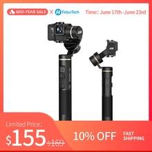 FeiyuTech G6 Splashproof ручной Gimbal Feiyu экшн-камера Wifi + OLED с Bluetooth экраном угол высоты для Gopro Hero 6 5 RX0