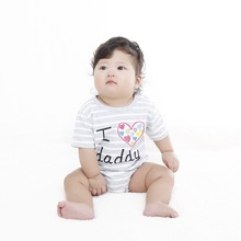 Free shipping 1pc baby summer rompers Girls boys SOft cotton infant newborn baby clothing Lovely Cartoon Chip Dale jumpsuits
