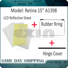 New for Macbook Pro Retina 15 A1398 LED LCD Screen Display Back Rear Reflective Sheets LCD