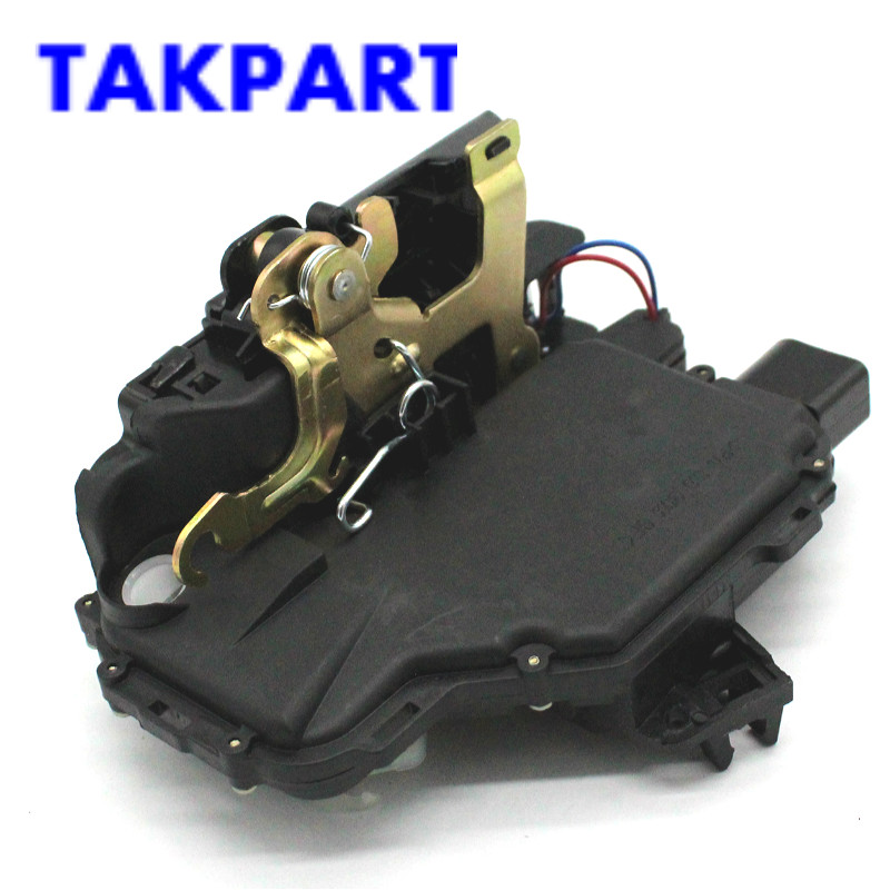 TAKPART FOR VOLKSWAGEN GOLF IV Mk4 PASSAT B5 FRONT LEFT/ FRONT RIGHT CENTRAL DOOR LOCK 6X1837013H 3B1837015A 3B1837016A