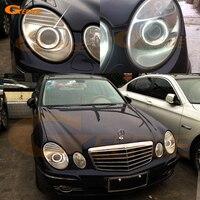 For Mercedes Benz W211 E230 E280 E350 2005 2009 Excellent Angel Eyes Ultrabright Illumination CCFL Angel