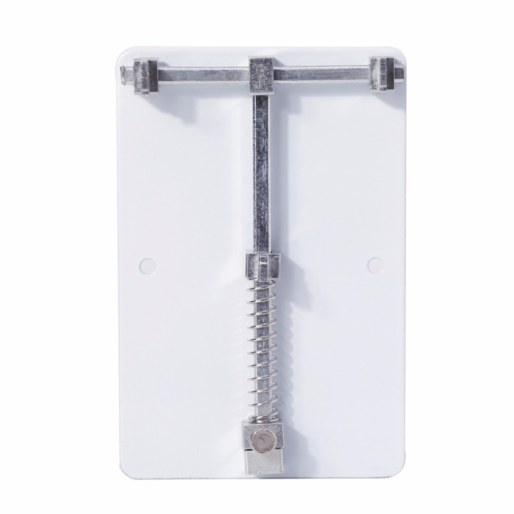 Stainless Steel <font><b>Mobile</b></font> <font><b>Phone</b></font> PCB <font><b>Fixtures</b></font> <font><b>Repairing</b></font> Circuit <font><b>Boards</b></font> Holder 120x81mm image