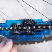 Bicycle Chain Cleaner Bike Clean Portable Machine Brushes Scrubber Cleaning Tool Cycling Kit