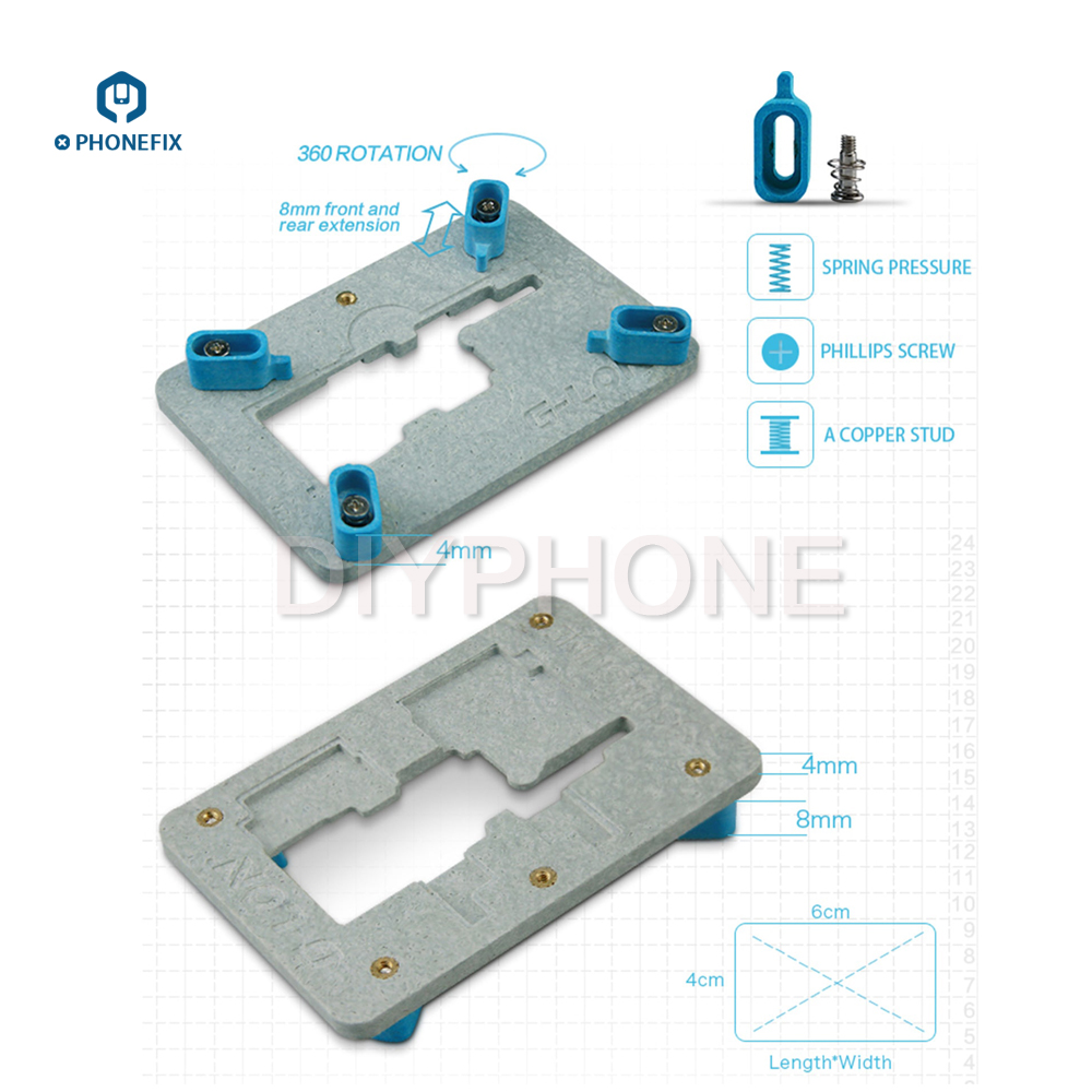 G-LON Double-sided PCB Holder fixture (6)