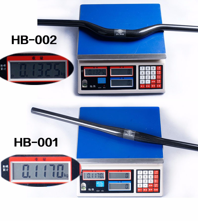 BXT Carbon Fiber Handlebars 14