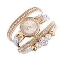 SYNOKE Fashion bracelet ladies watch crystal watch winding beautiful fashion Women bracelet watch round Quartz watch Jewelry 6.5