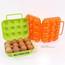 BF020 Outdoor picnic equipment Shockproof portable egg box Egg refrigerator pack egg case 12case 20.5*20*7cm royal worcester serendipity egg cup 7cm