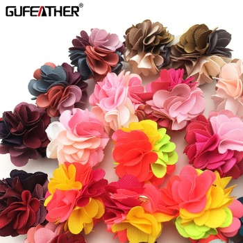 GUFEATHER L184,tassel,jewelry accessories,earrings accessories,flower pendant,fabric tassel,handmade,jewelry making,diy earrings