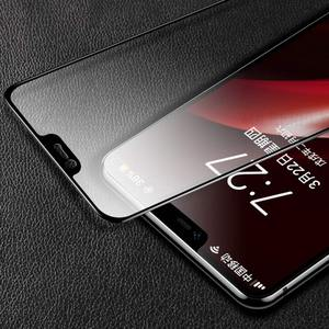 Image 5 - Tempered glass for oppo A3S glass screen protector 9H Full cover protective Films On the for oppo A5 Realme 6 Pro 6i Realmi 6 i6