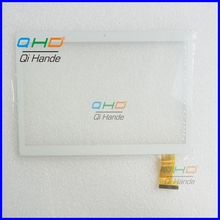 White/Black New Capacitive touch screen panel For DH-1069A4-PG-FPC264-V1.0 FHX Tablet Digitizer Sensor Free Shipping