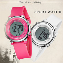 Relogio 2019 OHSEN Fashion Women's/Men's Sports Watches Waterproof LED Digital Watch Men Women Multifunction Girl/Boy Wristwatch все цены