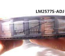 Frete Grátis 50 pçs/lote LM2577S-ADJ LM2577 2577 A-263-6 novo e original em estoque